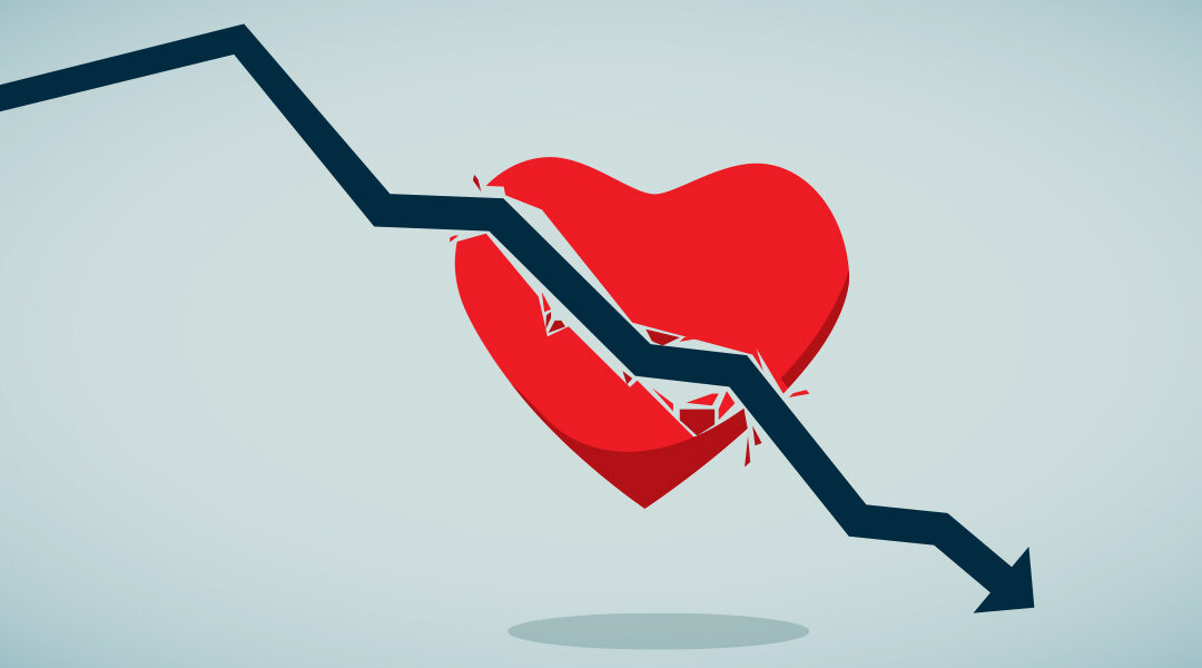 Don't let your heart rule your investments